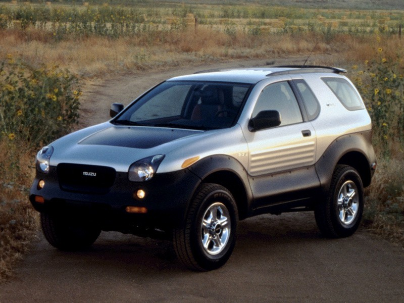 Isuzu VehiCross внедорожник, 1997–2000, 1 поколение - отзывы, фото и характеристики на Car.ru
