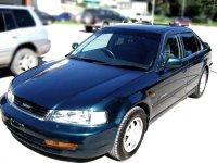 Isuzu Gemini, 2 поколение, Седан, 1993–2000