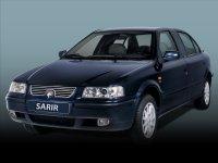 IranKhodro Sarir, 1 поколение, Седан, 2006–2014
