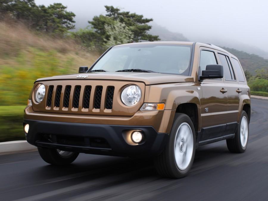 Jeep Liberty кроссовер, 2007–2014, 2 поколение - отзывы, фото и характеристики на Car.ru