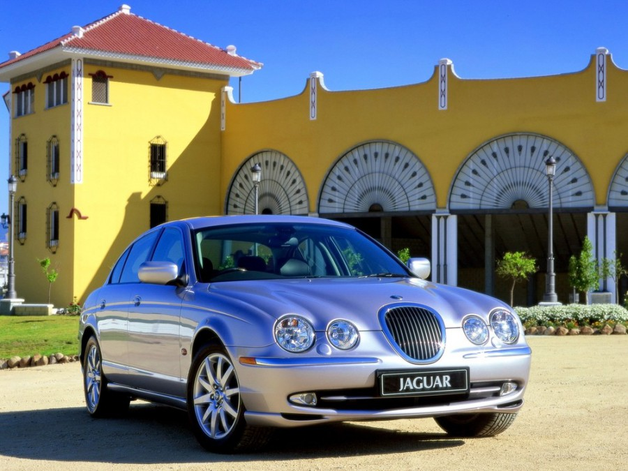 Jaguar S-type седан, 1999–2004, 1 поколение - отзывы, фото и характеристики на Car.ru