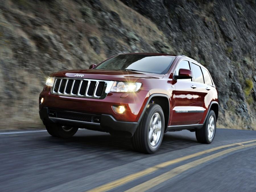Jeep Grand Cherokee внедорожник, 2010–2014, WK2 - отзывы, фото и характеристики на Car.ru