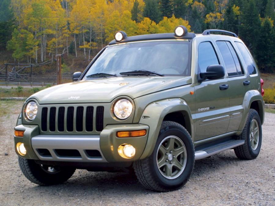 Jeep Cherokee, Барнаул