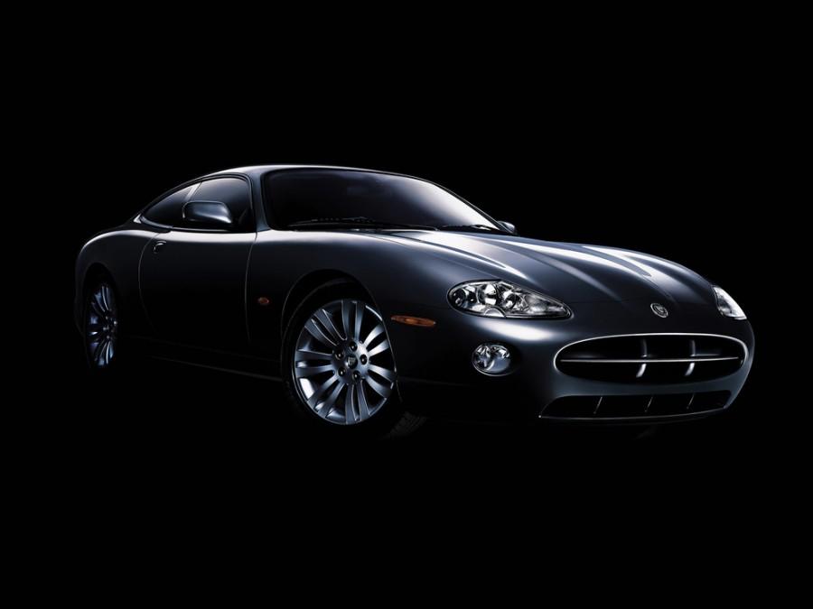 Jaguar XK XK8 купе, 2004–2006, Х100 [2-й рестайлинг] - отзывы, фото и характеристики на Car.ru
