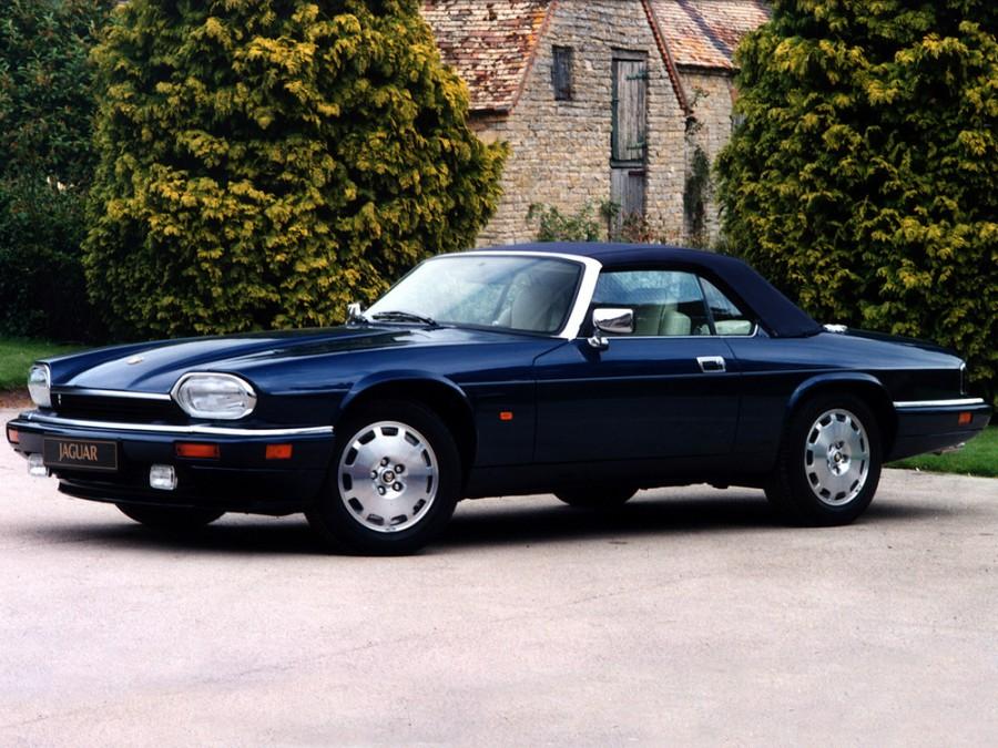 Jaguar XJS кабриолет, 1991–1996, 2 поколение - отзывы, фото и характеристики на Car.ru