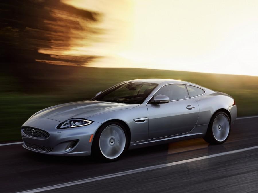 Jaguar XK купе 2-дв., 2011–2014, X150 [2-й рестайлинг] - отзывы, фото и характеристики на Car.ru