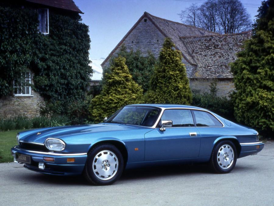 Jaguar XJS купе, 1991–1996, 2 поколение - отзывы, фото и характеристики на Car.ru