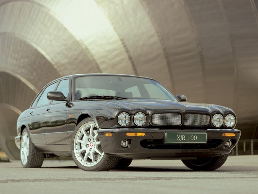 Jaguar XJ XJR 100 седан, 1997–2003, X308 [рестайлинг] - отзывы, фото и характеристики на Car.ru