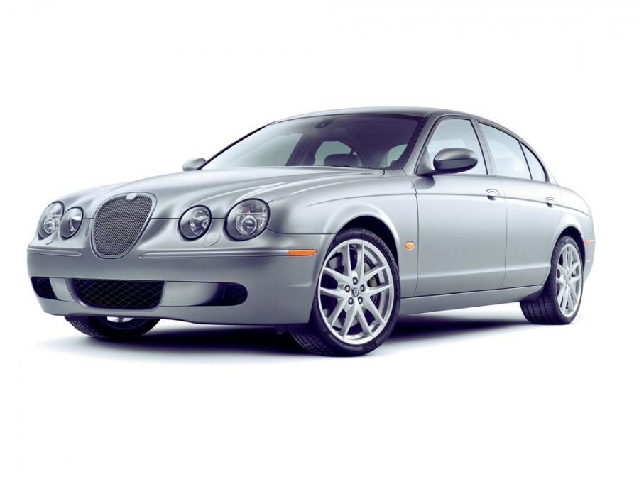Jaguar S-type R седан, 2004–2008, 1 поколение [рестайлинг] - отзывы, фото и характеристики на Car.ru