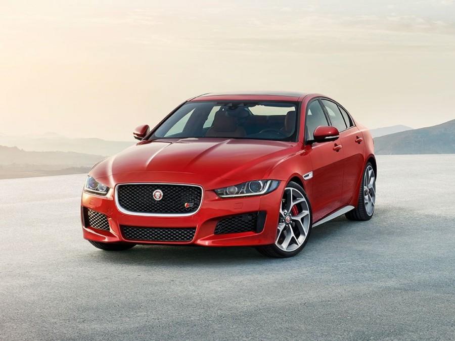 Jaguar XE седан, 2014–2016, 1 поколение - отзывы, фото и характеристики на Car.ru