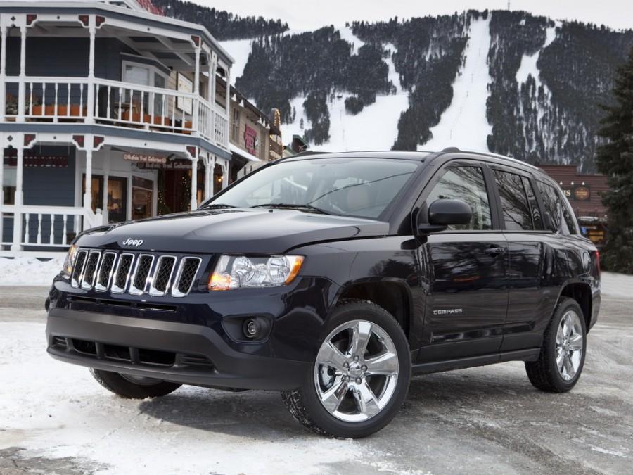 Jeep Compass кроссовер, 2011–2013, 1 поколение [рестайлинг] - отзывы, фото и характеристики на Car.ru