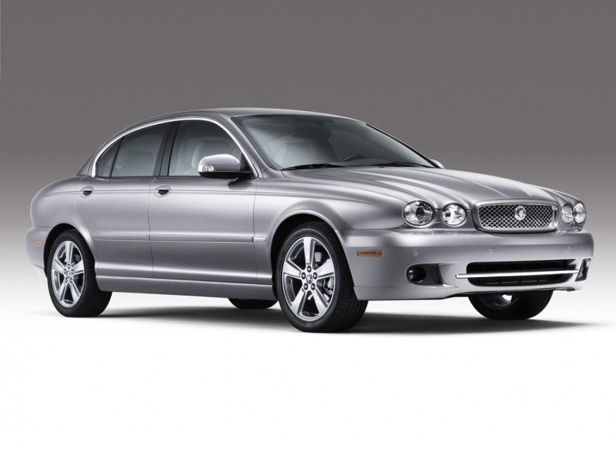 Jaguar X-Type седан, 2008–2009, 1 поколение [рестайлинг] - отзывы, фото и характеристики на Car.ru