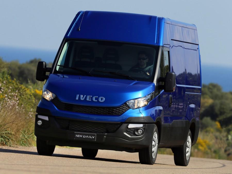 Iveco Daily фургон, 5 поколение - отзывы, фото и характеристики на Car.ru