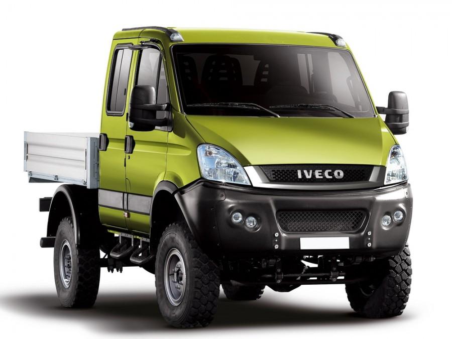 Iveco Daily 4x4 борт 4-дв., 2011–2014, 4 поколение - отзывы, фото и характеристики на Car.ru