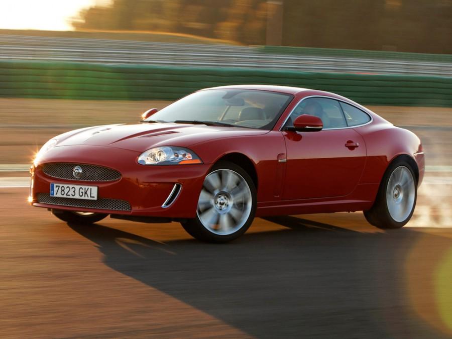 Jaguar XK XKR купе 2-дв., 2009–2013, X150 [рестайлинг] - отзывы, фото и характеристики на Car.ru