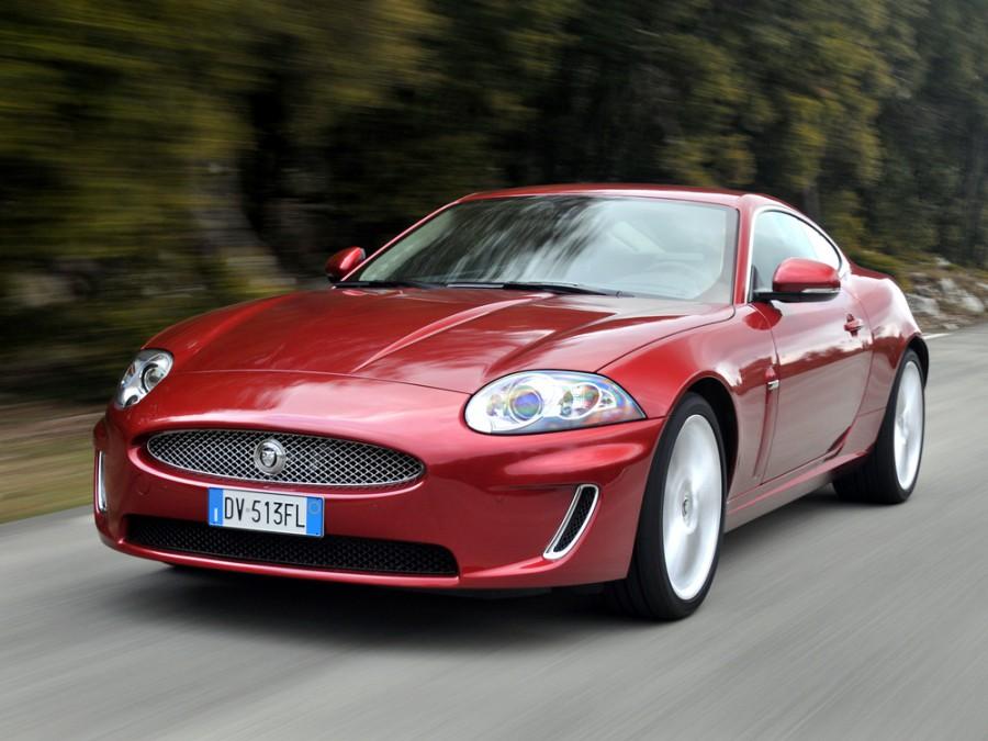 Jaguar XK купе 2-дв., 2009–2013, X150 [рестайлинг] - отзывы, фото и характеристики на Car.ru