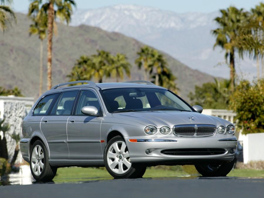 Jaguar X-Type универсал, 2001–2007, 1 поколение - отзывы, фото и характеристики на Car.ru