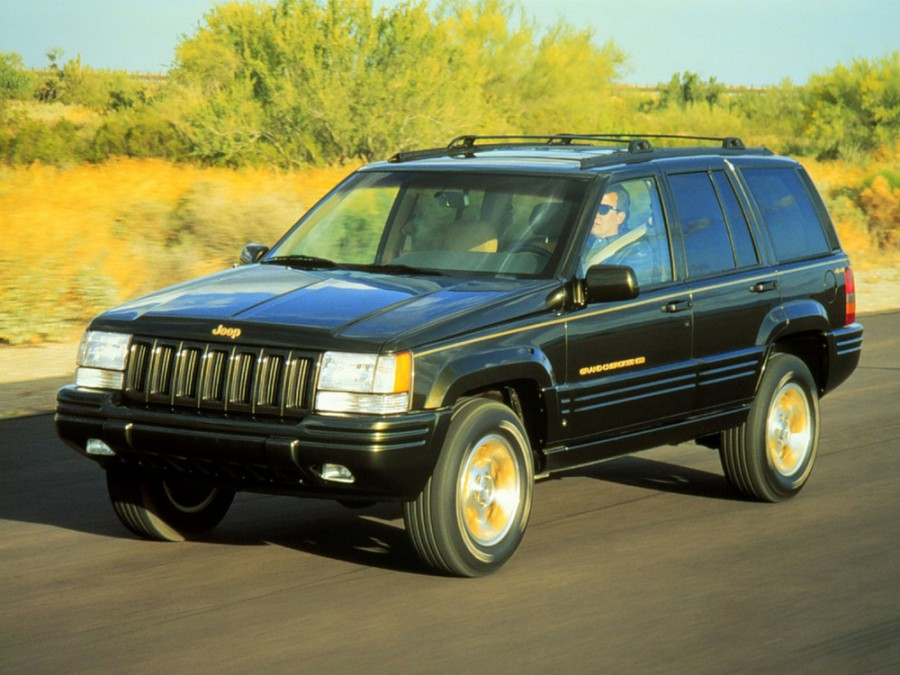 Jeep Grand Cherokee внедорожник, 1991–1999, ZJ - отзывы, фото и характеристики на Car.ru