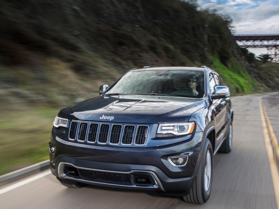 Jeep Grand Cherokee внедорожник 5-дв., 2013–2016, WK2 [рестайлинг] - отзывы, фото и характеристики на Car.ru