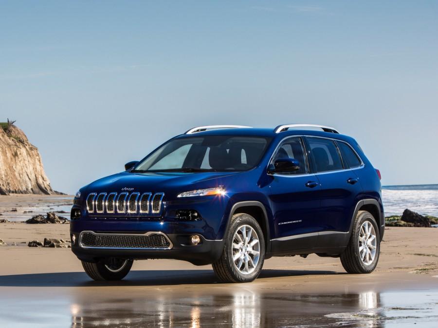 Jeep Cherokee внедорожник 5-дв., 2013–2016, KL - отзывы, фото и характеристики на Car.ru