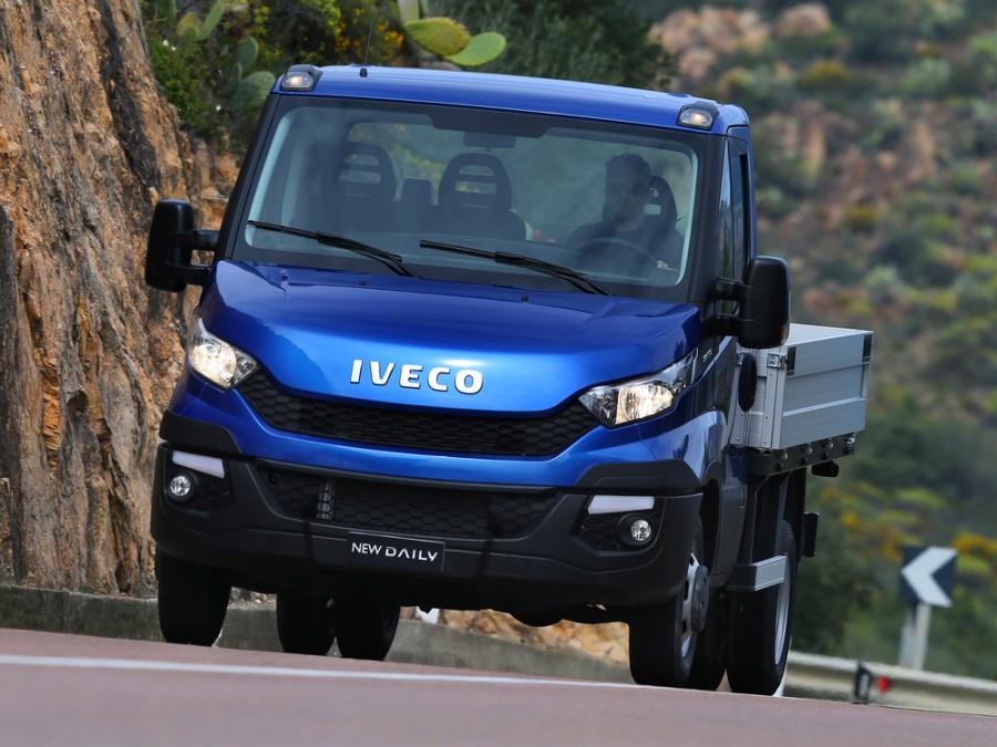 Iveco Daily шасси, 5 поколение - отзывы, фото и характеристики на Car.ru