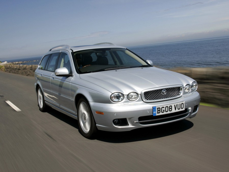 Jaguar X-Type универсал, 2008–2009, 1 поколение [рестайлинг] - отзывы, фото и характеристики на Car.ru