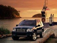 Jeep Grand Cherokee, WJ, Внедорожник, 1999–2004