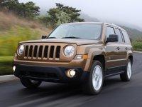 Jeep Liberty, 2 поколение, Кроссовер, 2007–2014