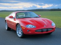 Jaguar XK, Х100, Xkr купе, 1996–2002
