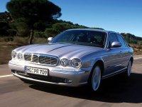 Jaguar XJ, X350, Седан 4-дв., 2003–2007