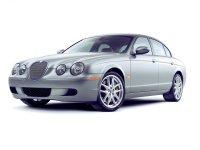 Jaguar S-type, 1 поколение [рестайлинг], R седан, 2004–2008