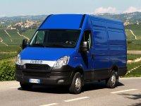Iveco Daily, 4 поколение [2-й рестайлинг], Фургон, 2011–2014