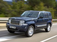 Jeep Cherokee, KK, Внедорожник, 2007–2013