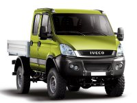 Iveco Daily, 4 поколение, 4x4 борт 4-дв., 2011–2014
