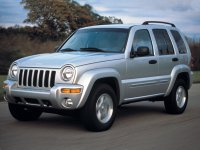 Jeep Liberty, 1 поколение, Кроссовер, 2001–2007