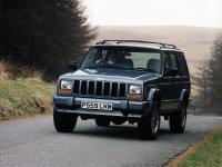 Jeep Cherokee, XJ, Внедорожник 5-дв., 1988–2001
