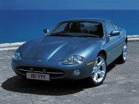 Jaguar XK, Х100 [рестайлинг], Xk8 купе, 2002–2004