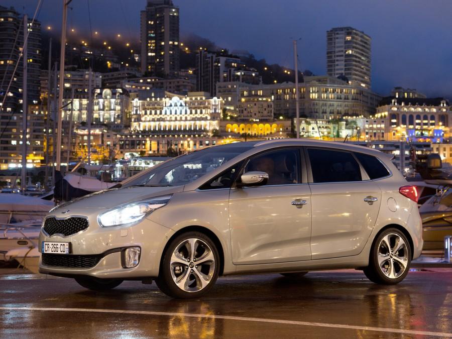 Kia Carens минивэн, 2013–2016, 4 поколение - отзывы, фото и характеристики на Car.ru
