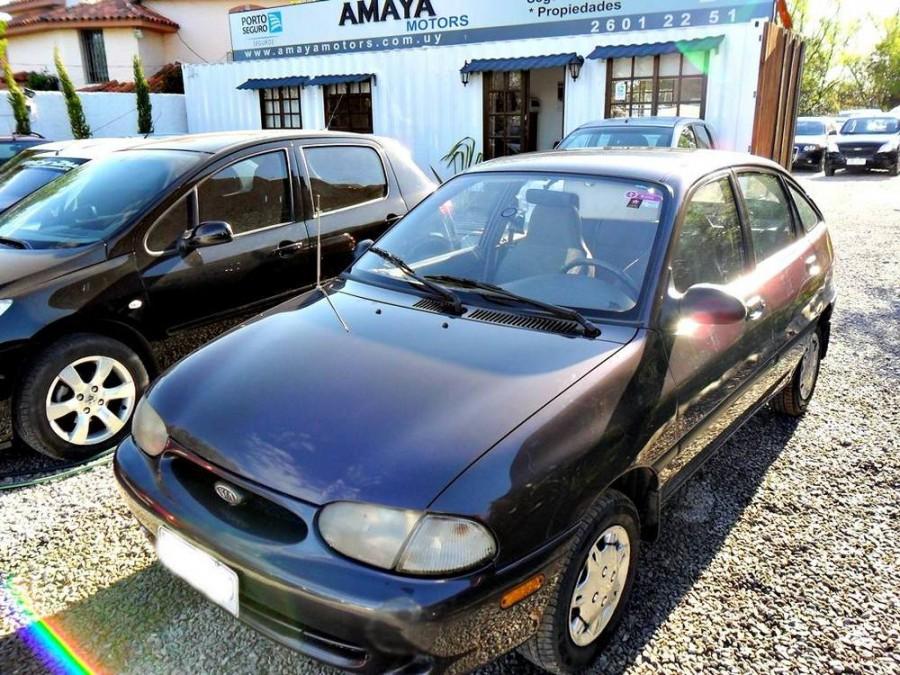 Kia Avella хетчбэк, 1997–2000, 1 поколение [рестайлинг] - отзывы, фото и характеристики на Car.ru