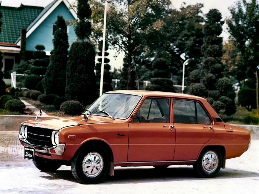 Kia Brisa седан, 1977–1978, 1 поколение [рестайлинг] - отзывы, фото и характеристики на Car.ru