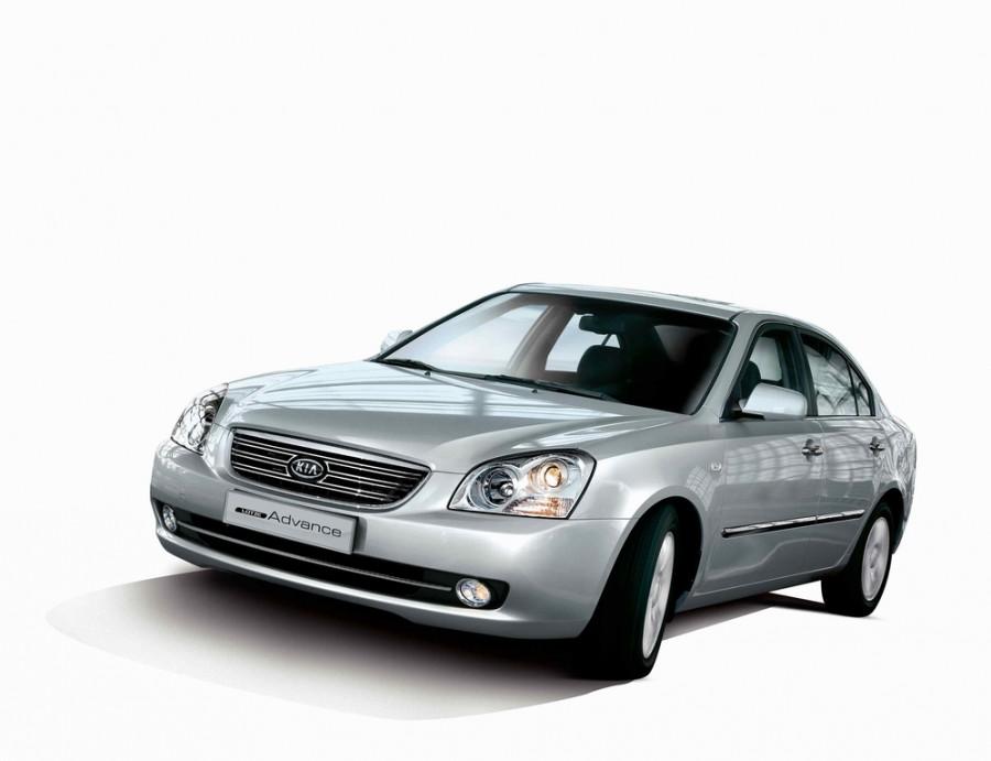 Kia Lotze седан, 2007–2008, Advance [рестайлинг] - отзывы, фото и характеристики на Car.ru
