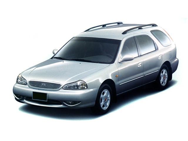Kia Clarus универсал, 1998–2001, 1 поколение [рестайлинг] - отзывы, фото и характеристики на Car.ru