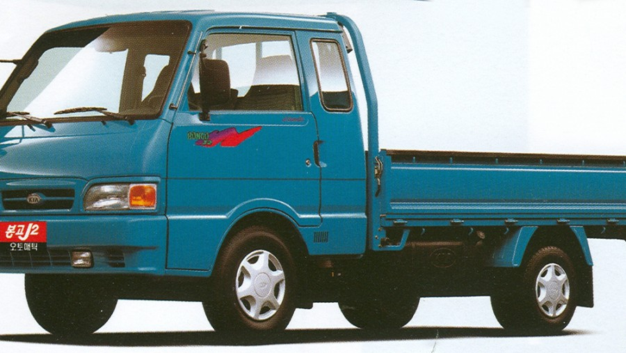 Kia Bongo Super Cab борт 2-дв., 1989–1997, 1 поколение [рестайлинг] - отзывы, фото и характеристики на Car.ru