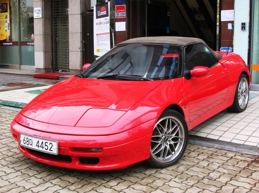 Kia Elan родстер, 1996–1999, 1 поколение - отзывы, фото и характеристики на Car.ru