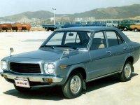 Kia Brisa, 2 поколение, Ii седан, 1978–1981