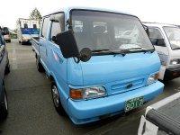 Kia Bongo, 1 поколение [рестайлинг], Double cab борт 4-дв., 1989–1997