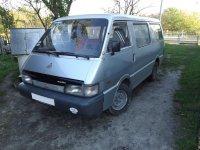 Kia Besta, 1 поколение [рестайлинг], Микроавтобус, 1989–1996