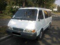 Kia Besta, 1 поколение [2-й рестайлинг], Микроавтобус, 1996–1999