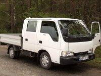 Kia Bongo, Frontier, Double cab борт 4-дв., 1997–2000