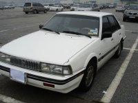 Kia Concord, 1 поколение, Седан, 1987–1991